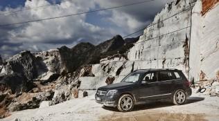 Presentazione nuova Mercedes GLK
